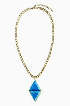 Initiation Pendant Necklace