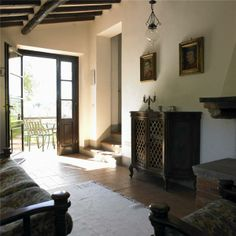 Agriturismo Villa Stabbia, Tuscany, Italy. Villa Stabbia offers the serenity of the countryside yet is just minutes from the modern spa town of Montecatini Terme http://www.organicholidays.co.uk/at/3088.htm