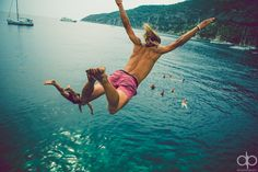 Don't be afraid to take the plunge...!