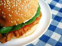 Spicy Chicken Sandwhich