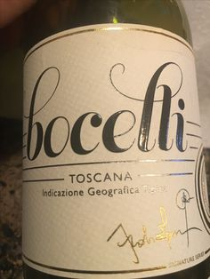 Do yourself a favor and grab a white wine from Italy other than Pinot Grigio. This Vermentino is a great alternative.