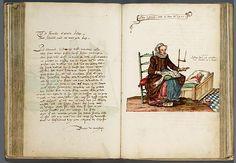 Family chronicle of Jan Kolm, ca. 1618-1630