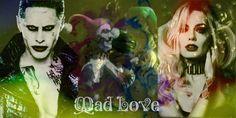 Mad Love - Joker x Harley Quinn - Suicide Squad