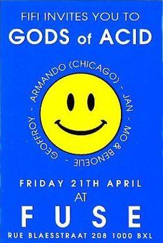 GODS OF ACID AT FUSE