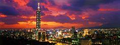W Taipei - Taipei 101 Night View