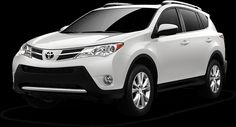Toyota 2015 Rav4 Front View  The new Lisa mobile!!