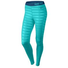 Nike Womens Pro Hyperwarm Embossed Tight XL Dusty CactusSpace Blue -- You can get more details by clicking on the image.(This is an Amazon affiliate link and I receive a commission for the sales)