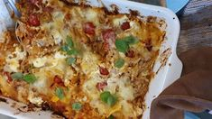 Pasta Recipes, Cooking Recipes, Quiche, Macaroni And Cheese, Food And Drink, Breakfast, Ethnic Recipes, Koti, Master Chef