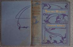 si. Boekband ontwerp cover design Entwurf Deckel Anna Sipkema 1877-1933 | Flickr - Photo Sharing!