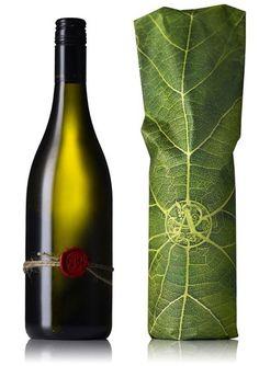 Alternative Organic/Un original empaque para un vino orgánico