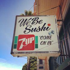 We Be Sushi