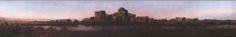 Jean-Pierre Ugarte - Paysage panoramique 2003