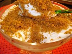 recette Serradura(recette portugaise)(Très facile)