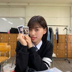 Kpop Girl Groups, Kpop Girls, Squad Photos, Kim Doyeon, Nct Doyoung, Marvel Entertainment, Daily Pictures, My Baby Girl, Hairstyles With Bangs
