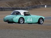 1957 Austin Healey 100-6 BN4L/05797