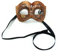 "Half Masks To Decorate Fair Designer Half Mask 7"" $247Perfect To Wear As Is Or Decorate Decorating Inspiration"