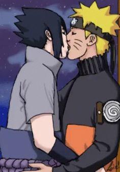 Naruto And Sasuke Sasunaru GIF - Naruto And Sasuke Sasunaru Anime - Discover & Share GIFs
