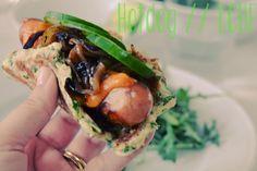 Opskrift Hotdog // LCHF