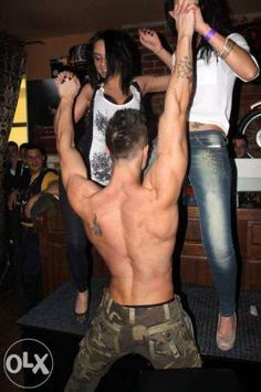 Stripper / Striper petreceri private Cluj-Napoca - imagine 1