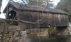 Babbs Bridge, Windham/Gorham Maine