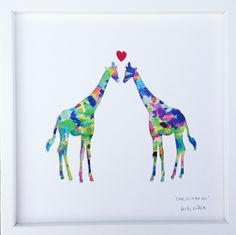 Bertie & Jack make original and affordable cut-out artwork, available online or at our market stall in Bath. New Home Gifts, New Baby Gifts, Garden S, Summer Garden, Cut Out Art, Jack In The Box, Maple Leaves, Christening Gifts, Print Ideas