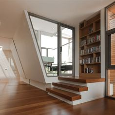 I like the multilevel.  i like the windows to separate the rooms but still keep it open and seem large.cool home workspace