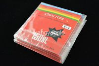10 Pack 150XL/009 Electric Guitar Strings 1st E-1 Single Stainless Steel String