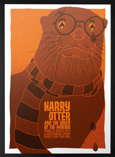 Removie Movie Posters - Harry Otter and the Order of the Phoenix