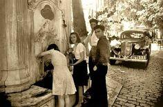 Emirgan Çınaraltı Çeşmesi, 1950