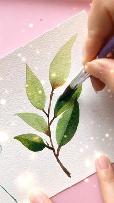 Learn Watercolor Painting, Watercolor Beginner, Watercolor Paintings For Beginners, Watercolor Projects, Watercolor Sketchbook, Watercolor Illustration, Watercolor Birthday Cards, Watercolor Flowers Tutorial, Art Painting Gallery