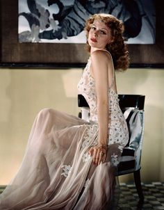 Rita Hayworth, Ca. 1940s Photograph