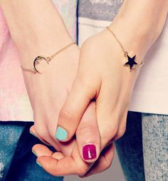 ​​​15 BFF Bracelets For Every BFF In Your Life the bff who was cosmically destined to br ur bff @isabelbriannaru