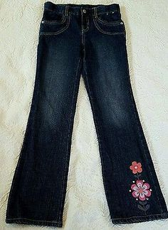 Gymboree WILD FOR HORSES Blue Jeans ETC Size 10