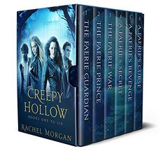 Creepy Hollow Series: Books One to Six by Rachel Morgan https://www.amazon.com/dp/B01NBY8R0N/ref=cm_sw_r_pi_dp_x_cGfYyb56QB49H