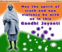 Gandhi Jayanti Greetings