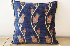 "Kilim Pillow, Bohemian cushion cover, 18"" ethnic pillow,  toss pillow cover, pillow cover,  designer cushion, decorative pillow"
