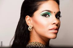 Photo by David Prado Makeup&hair by Jose Merina Clothe&jewellery by Isindia Shop
