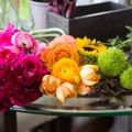 Flower Hacks - Flower Arrangements - Country Living ast. ideas/ great