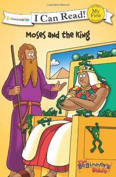 Moses and the King (I Can Read! / The Beginner's Bible) by Mission City Press  Inc.,http://www.amazon.com/dp/0310718007/ref=cm_sw_r_pi_dp_-Q5dtb1Y5EZ0XQAK