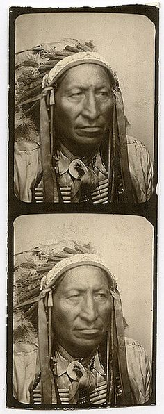 Native American by -Snapatorium-, via Flickr