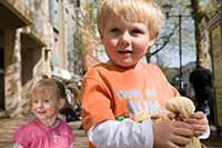 Travelling with toddlers- smart travel advice