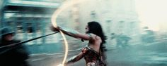 """I AM DIANA OF THEMYSCIRA, DAUGHTER OF HIPPOLYTA, IN THE NAME OF ALL THAT IS GOOD, YOUR WRATH UPON THIS WORLD IS OVER."""