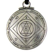 Talisman For Good Luck Key of Solomon Pentacle Seal Pendant Hermetic Enochian Kabbalah Pagan Wiccan Jewelry //  Description The front of this talisman consists of magical symbols whose correspondences relate to success and good luck in business or speculative adventure such as gambling, investments, banking or sports. The reverse is is a design called the Seal of Jupiter, said to be one of the gre// read more >>> http://Horace435.iigogogo.tk/detail3.php?a=B007I35SBS