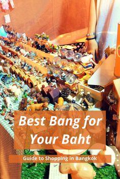 Best Bang for your Baht; spend your money in Bangkok wiser! #bangkok #thailand