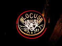Locus Restaurant On Main-Gallery - 4121 Main St. Say Hi, Juventus Logo, Vancouver, Maine, Neon Signs, Restaurant, Mood, Gallery, Places