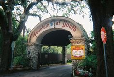 the fountain of youth st augustine fl