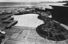 Thomas Church, The Aptos Garden, California, 1948