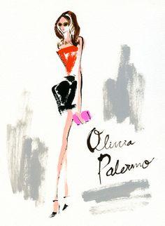 """""""Olivia Palermo's Official Blog"""" オリヴィア・パレルモの新しい公式ブログがスタート。なんとスタッフは15人!オリヴィアの好きなファッションやアクセサリー、ライフスタイルなどのカテゴリーで、複数の寄稿者がupしていくスタイル。オリヴィア本人は書かないのかな。。?"""
