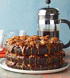 Let our 45 recipes inspire you, whether you're baking a cake for a holiday, birthday or just for dinner tonight.