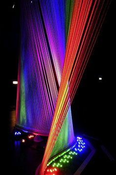 Rad LED & String Installation